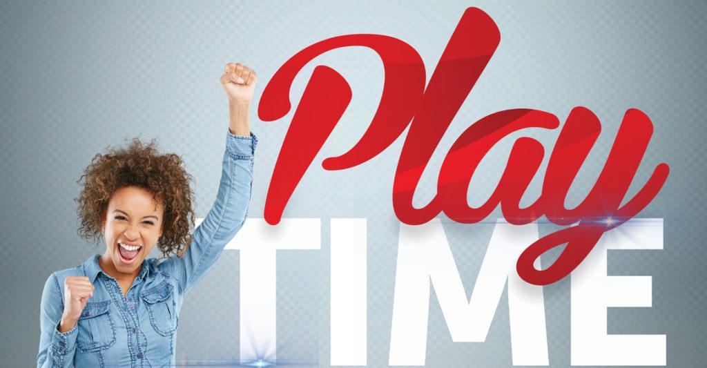 Playtime gaming promotion